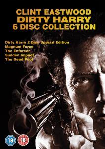 Clint Eastwood Dirty Harry Boxset_DVD_£15_Amazon