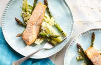 Griddled trout