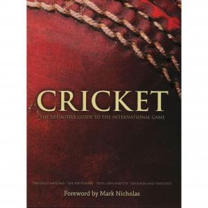 The Works Cricket The Definitive Guide, £4.00 www.theworks.co.uk_Highres