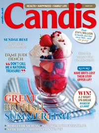 Candis August 2015