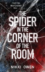 The Spider in the Corner of the Room - 9781474024587