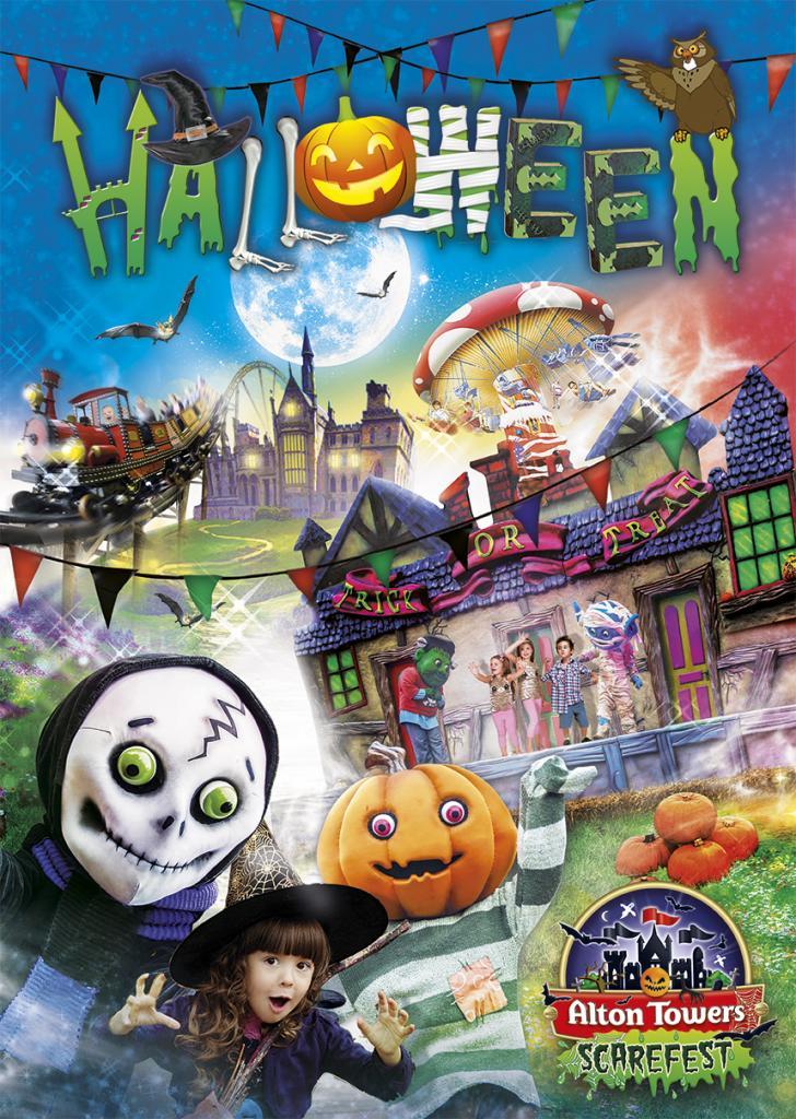 Halloween Family RGB