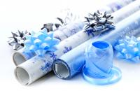 Five ways with wrapping paper