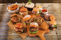 Burger toppers