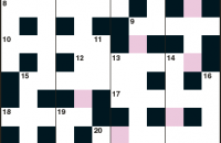 Quick crossword November 2016