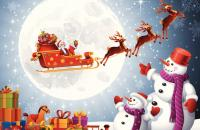 6 places to see Father Christmas