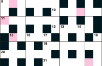 Quick crossword February 2017