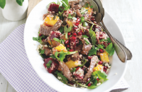 Welsh lamb superfood salad