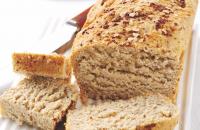 Cheddar & grainy mustard oat bread