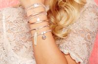 LilaLou stack bracelets