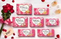 Valentines treats from Mr Kipling