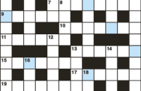 Cryptic crossword June 2017