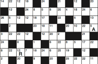 Codeword Puzzle July 2017