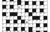 Codeword Puzzle August 2017