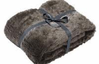Win a Julian Charles Faux Fur Throw