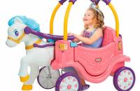 Win a Little Tikes Carriage!