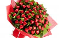 Edible Blooms for Valentine's Day