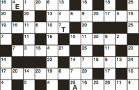 Codeword Puzzle March 2018