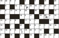 Codeword Puzzle April 2018