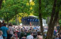 The perfect gig for lovers of music and nature!