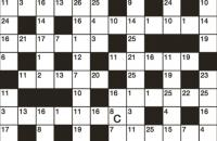 Codeword Puzzle May 2018
