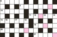 Quick crossword June 2018