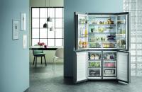 Win a fabulous Hotpoint fridge freezer