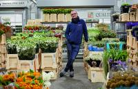 Behind the scenes – New Covent Garden Flower Market