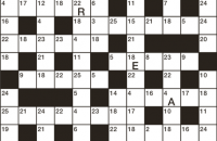 Codeword Puzzle May 2019