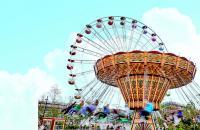 Behind the Scenes – Fairground Attraction