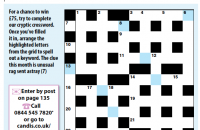 Cryptic crossword January 2020