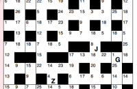 Codeword Puzzle February 2020