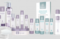 Win luxury Nurture Replenish skincare