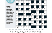 Codeword Puzzle April 2020