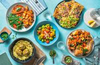 July Exclusive Offer – Get £60 off HelloFresh recipe boxes