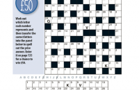 Codeword Puzzle September 2020