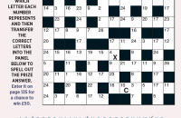 Codeword Puzzle January 2021