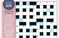 Cryptic Crossword January 2021
