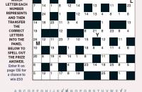 Codeword Puzzle February 2021