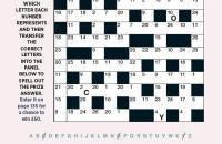 Codeword Puzzle May 2021