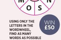 Wordwheel May 2021