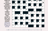 Codeword Puzzle June 2021
