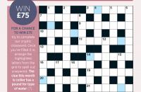Cryptic Crossword June 2021