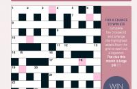 Quick Crossword June 2021