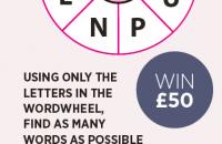Wordwheel June 2021