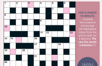 Quick Crossword July 2021