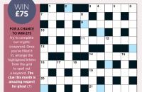 Cryptic Crossword October 2021