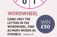 Wordwheel October 2021