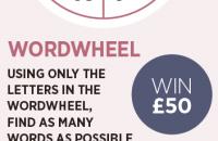 Wordwheel November 2021