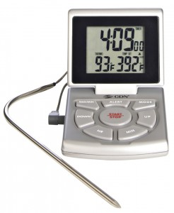 Digital thermometer from Lakeland